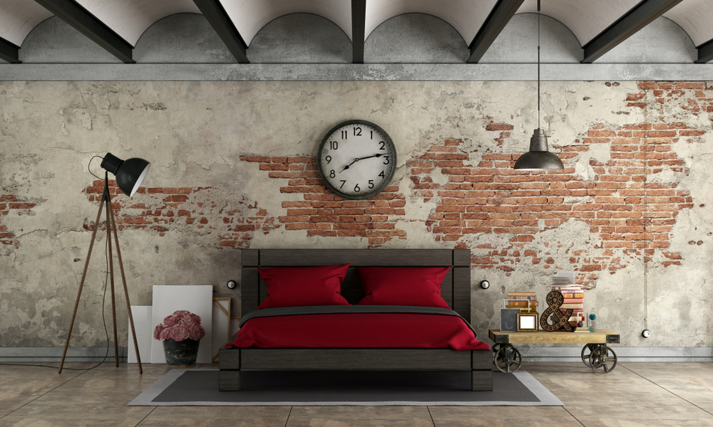 Industrial Style Home Décor Brings History to Life