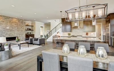 Decorating Large Spaces: How to Utilize Extra Square Footage