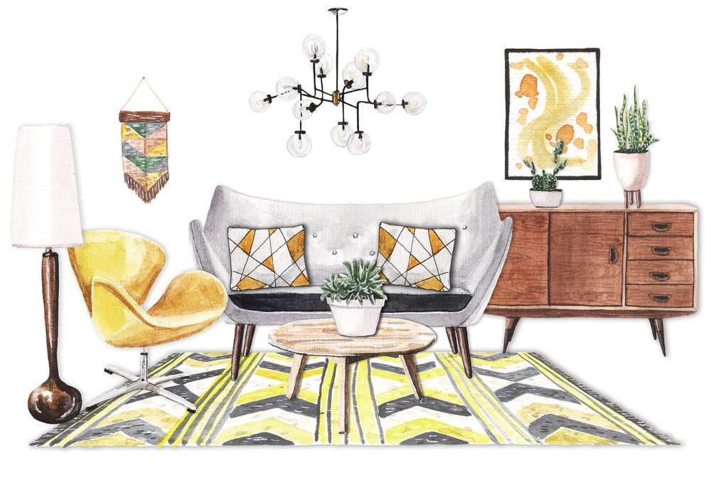 Understanding the Mid-Century Style of Home Décor