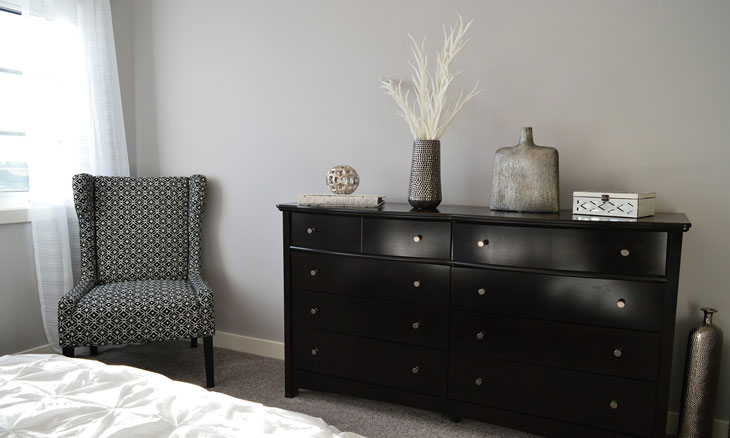 Bedroom decoration ideas and putting display