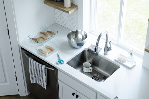 diswasher area